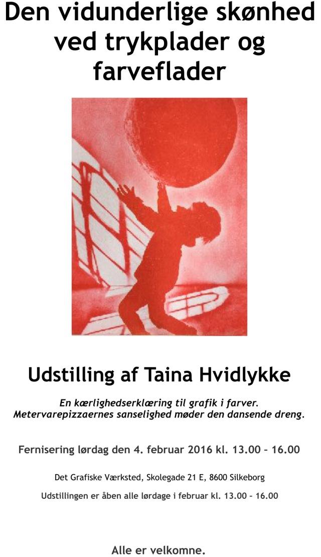Udstillingsplakat_Taina
